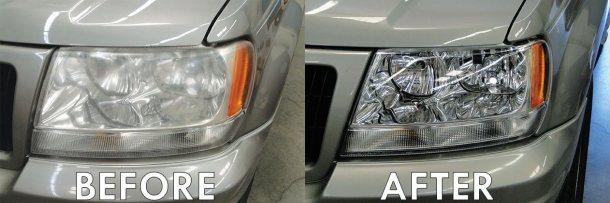Best Headlight Restoration