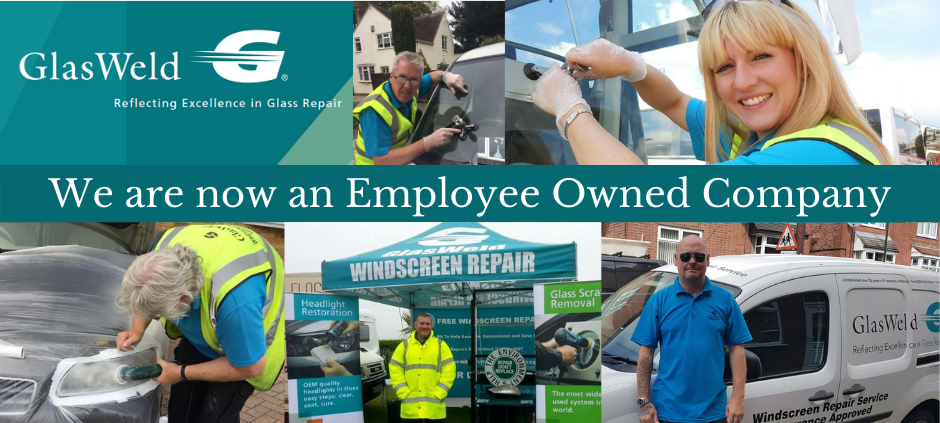 GlasWeld Systems (UK) becomes an Employee Owned Company